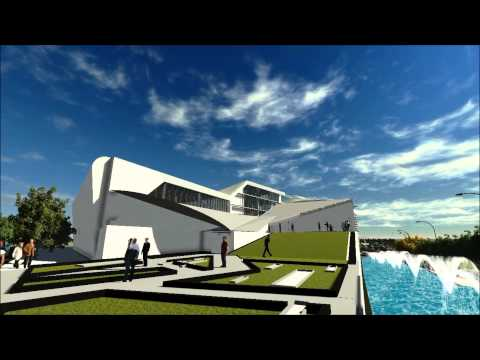THESIS ARCHITECTURE 2012.INNOVATION INDUSTRIAL TECHNOLOGY RESEARCH CENTER