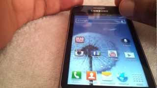 {Virgin mobile} samsung galaxy victory 4g lte REVIEW pt1