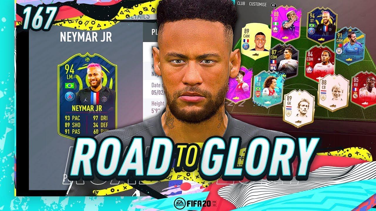 FIFA 20 ROAD TO GLORY #167 - HE IS INSANE!! thumbnail