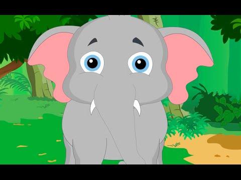 ช้าง | เพลงเด็ก เมดเล่ย์ 12 เพลง | Chang chang and other Thai nursery rhymes