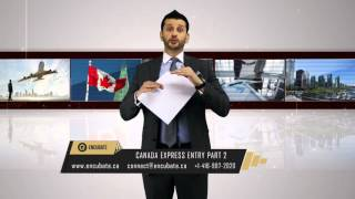 Express Entry Tips (Federal Skilled Worker Program) - Episode 50 (Part 2) thumbnail