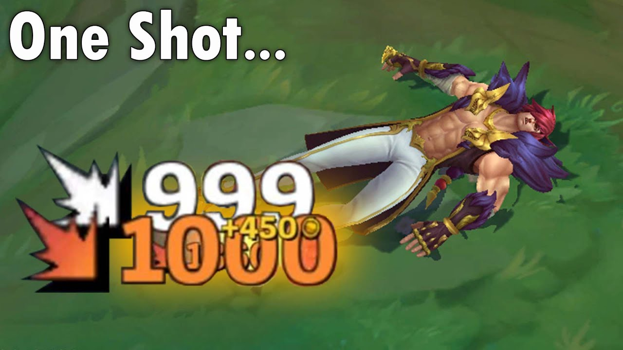 0.01 SECONDS DEATH IN LEAGUE OF LEGENDS