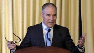 Scott Pruitt: EPA is getting back to core mission of the agency