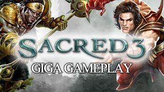 Was haben die nur aus Sacred gemacht?! - Sacred 3 - GIGA Gameplay - GIGA.de