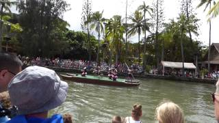 Hawaii polynesian cultural center 4 YFU 2014