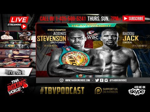 😱Joshua vs Wilder in VEGAS⁉️Stevenson vs Jack PREVIEW🔥Garcia on DAZN⁉️& More‼️