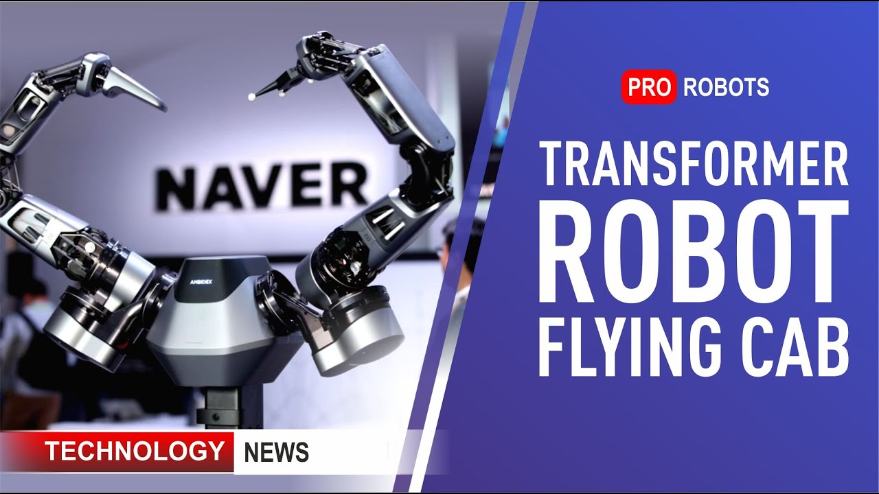 Transformer Robots | Innovations from Boston Dynamics