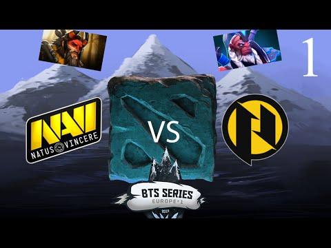 Navi vs Pries - Game 1 - BTS Series EU - KotLGuy & Lysander