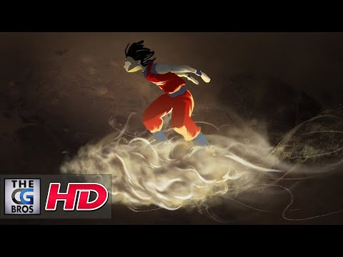 "CGI & VFX Live Action Teaser: ""Dragon Ball: The Legendary Warrior"" - by Esteban Aduriz"