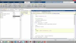 Алгоритм бинарного поиска: пример реализации в MATLAB
