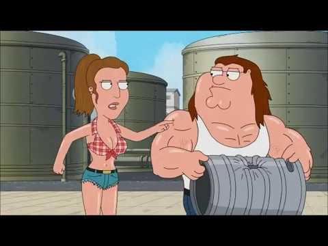 Family guy  Michael Bay's Peter Griffin gets fired Part 1