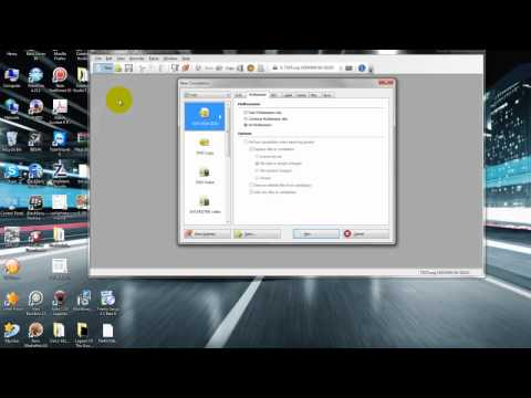 How to Burn An ISO file  using Nero 10