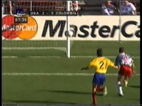 22/06/1994 USA v Colombia