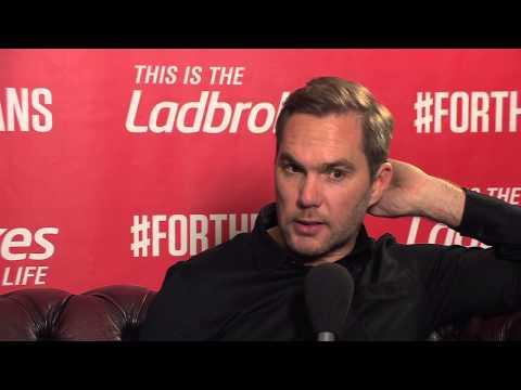 TheSPORTbible Interviews Jason McAteer