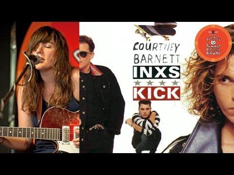 Courtney Barnett - Live - Performing the KICK album by INXS