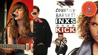 Courtney Barnett - Live - Performing the KICK album by INXS
