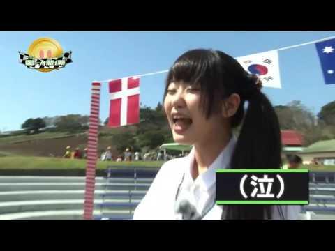 Hayami Saori & Toyama Nao intense Pig Racing