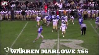 Warren Marlowe 2013 Final Senior Video