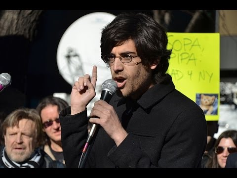 """The Story of Aaron Swartz: """"The Internet"""