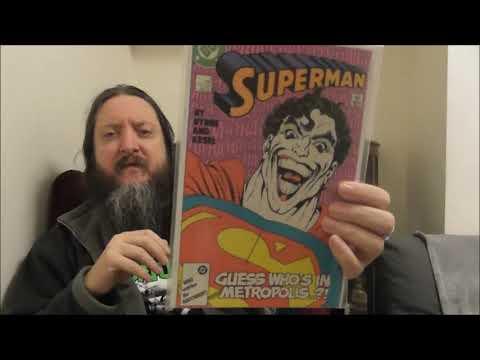 Bloggy blog - Day 265 - Superman VIII -19 10 20