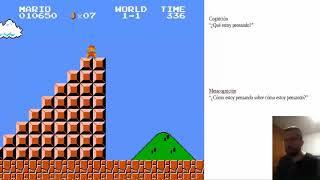 Samio juega Super Mario Bros metacognitivamente.