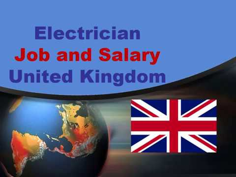 Electrician Salary In The UK - Jobs And Wages In The United Kingdom