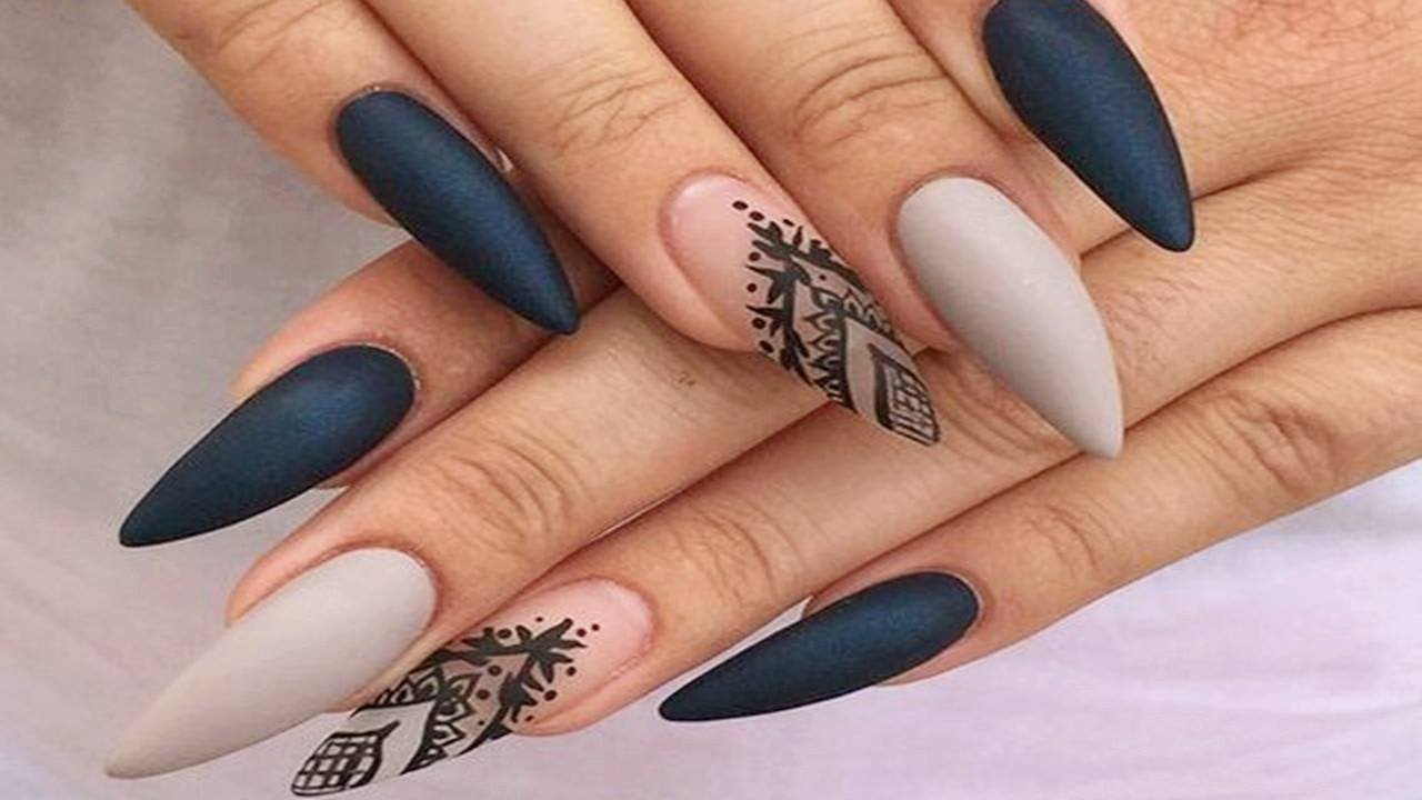 New Nail Art 2017 ♥ Top Nail Art Compilation #9 ♥ The Best Nail ...