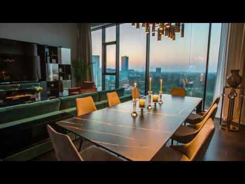 Luxury Penthouse Bucharest - 2018 | Sky-Line Properties