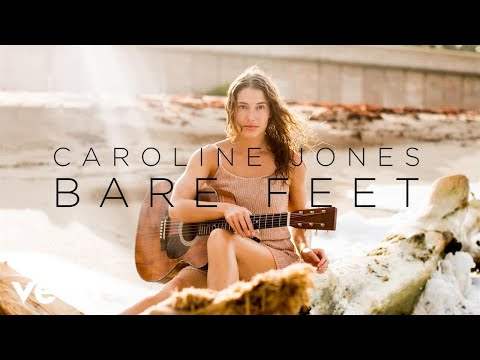 Caroline Jones - Bare Feet (Official Audio)