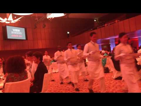 Gala en Doha convention centre