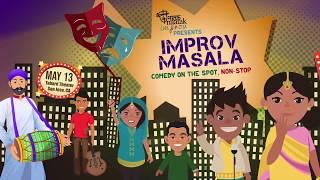 Naatak Presents Improv Masala : Promo