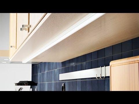 5b18e796dbb IKEA køkkenbelysning - YouTube