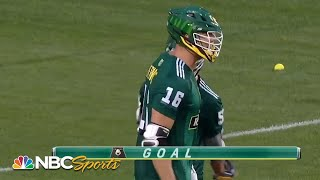 Premier Lacrosse League Playoffs: Redwoods vs. Chaos | EXTENDED HIGHLIGHTS | NBC Sports