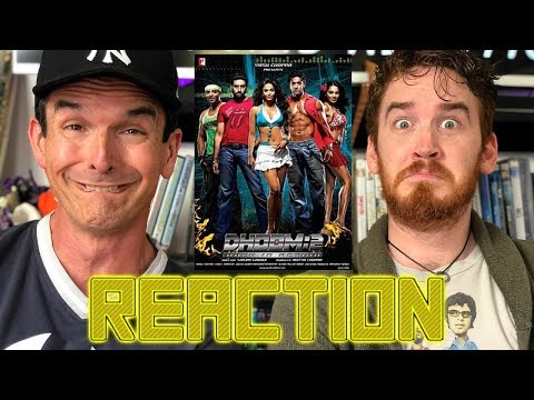 Dhoom 2 | Hrithik Roshan  | Trailer REACTION!! Mp3