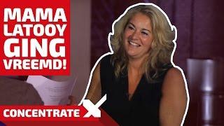 Leugentest: Louise Latooy GING VREEMD en twijfelt aan de TOEKOMST... - CONCENTRATE Zie Ze Liegen