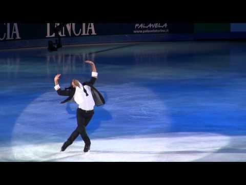 "Stéphane Lambiel ""Don't stop the music"" Golden Skate Awards 2011"