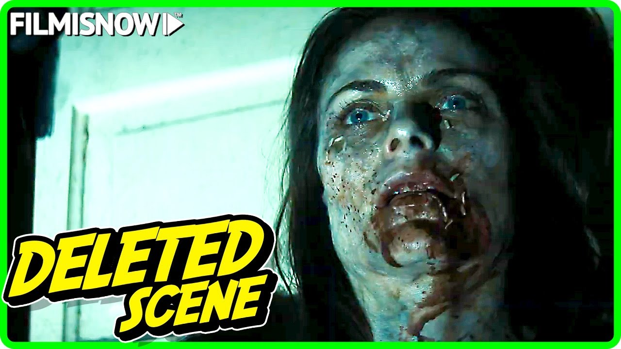 THE GRUDGE | Peter In The Attic & That's Sam Landers Deleted Scenes