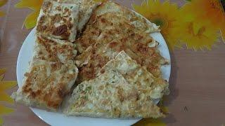 Закуска из лаваша, быстрый рецепт к пикнику