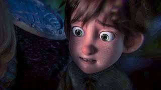 Young Hiccup Learns About The Hidden World Scene - HOW TO TRAIN YOUR DRAGON 3 (2019) Movie Clip