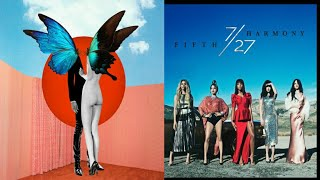 Fifth Harmony Vs Clean Bandit - All In My Baby (Mashup)