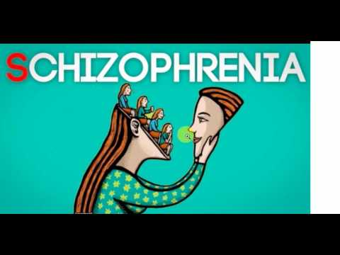 SCHIZOPHRENIA Part 1 , Psychiatry Lectures