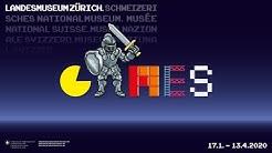Geschichte der Videogames - Ausstellung im Landesmuseum Zürich