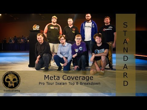 Standard Meta Coverage Pro Tour Ixalan Top 8 Breakdown