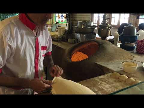 Iran bread