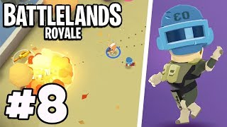 MY ACCOUNT GOT DELETED MID GAME! - Battlelands Royale #8 (FORTNITE. IO IOS / Android Gameplay)