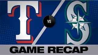 Odor Powers Rangers In 7-2 Victory | Rangers-Mariners Game Highlights 7/23/19