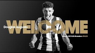 Douglas Augusto Is Here - PAOK TV