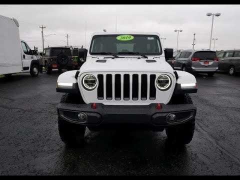 Jeeps For Sale In Ohio >> 2019 Jeep Wrangler Unlimited Rubicon Etorque For Sale Piqua Ohio