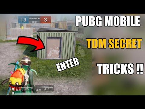 Download Pubg Mobile Tdm Secret Tricks !! Tdm Warehouse Secret Tricks Pubg Mobile ! Pubg Mobile New Tricks