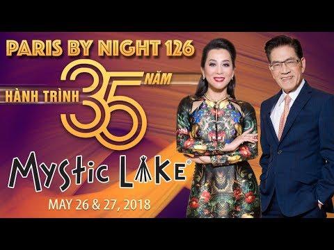 PBN 126 - Hành Trình 35 Năm (May 26-27, 2018) thu hình tại Mystic Lake Casino, Minnesota